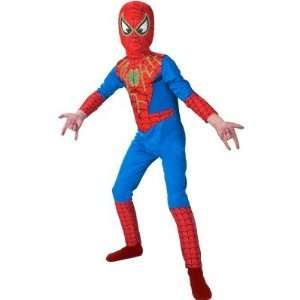 Glow in the Dark Child Spiderman Costume   Official