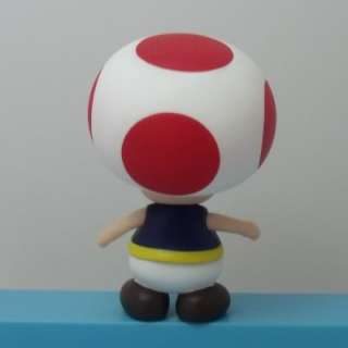 Product Name  Nintendo Wii Super Mario Toad Figure (9cm)