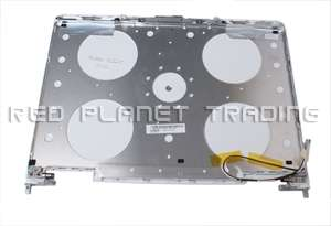 NEW Dell Inspiron 6400 E1505 LCD Cover + Hinges UF165