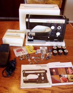 VIKING HUSQVARNA 6440 Heavy Duty Zig Zag SEWING MACHINE Just Serviced