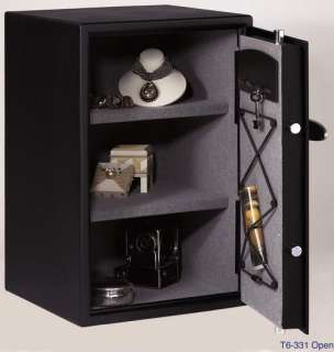 Sentry Security Safe Large Electronic Solid Steel 2.3 Cubic Foot T6