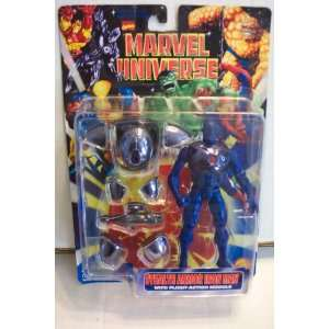Marvel Universe Stealth Armor Iron Man Toys & Games