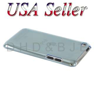 New Light Blue Air Case Cover Jacket 0.7 mm for iPod Touch 4