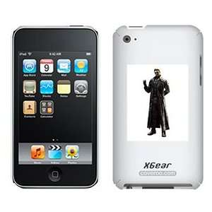 Resident Evil 5 Albert Wesker on iPod Touch 4G XGear Shell