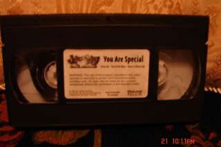 Jay Jay The Jet Plane~You Are Special Vhs Christian 043396092976