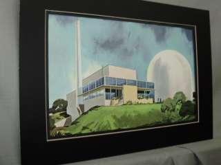 North American Tour AEC Nuclear Power Plant Piqua Ohio