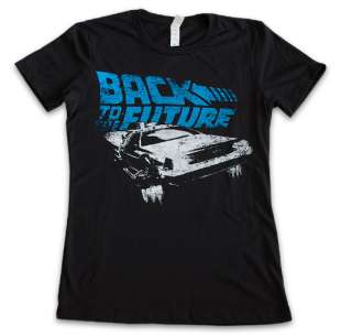 Back to the Future BTTF vtg Michael J fox retro delorean classic