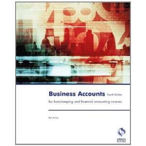 Accounts (Accounting & Finance) (9781905777921) David Cox Books