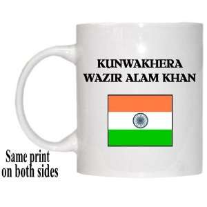 India   KUNWAKHERA WAZIR ALAM KHAN Mug: Everything Else