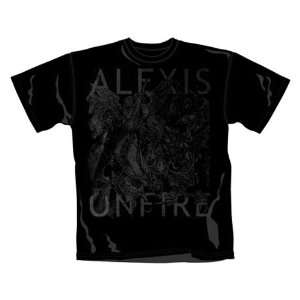 Loud Distribution   Alexis On Fire   Angel T Shirt noir