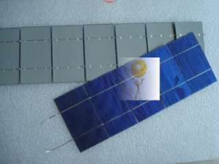 45 Solar Panel Cells 3x6 SAVE TIME connected by FACTORY