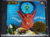 24K Gold CD CSCD6001 A Midsummer Nights Dream TAS New