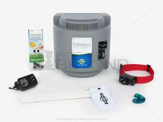 WIRELESS Electric DOG Pet Fence PETSAFE PIF 300 PIF300