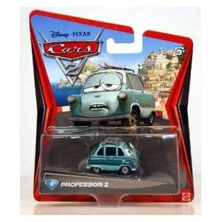 Disney / Pixar CARS 2 Movie 155 Die Cast Car #2 Finn