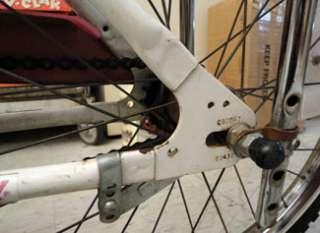 VINTAGE* 1978 Huffy Sweet Thunder 2 Bicycle White & Pink Girls Bike