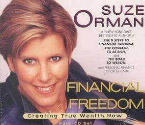 Now by Suze Orman 2002, Abridged, Compact Disc 9781401900304