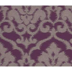Purple and Silver Wallpaper in Simplicity 2012 Home Improvement