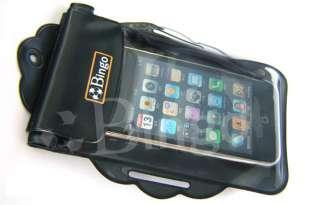 20M Waterproof Case Dry Bag for Apple iPhone 3G BLACK