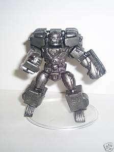 Transformers Armada PVC HOT SHOT hotshot scf act pewter