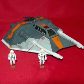 STAR WARS Micro Action Fleet ROGUE SNOWSPEEDER Gray
