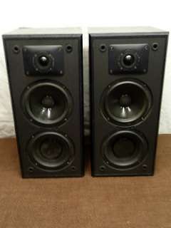 POLK AUDIO M5jr Monitor Speakers  Working