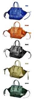 Super Star Top quality genuine leather phantom bat bag womens handbag