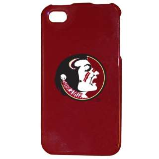 Florida State Seminoles Apple iPhone 4 4S Faceplate Protector Case