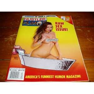 Hustler Humor Magazine Volume 30 #4 2008: Larry Flynt: Books