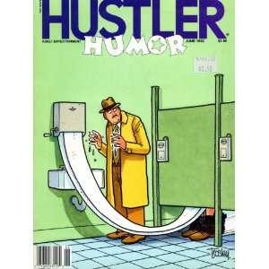 Adult Entertainment (Hustler Humor, June 1992): Larry Flynt: Books