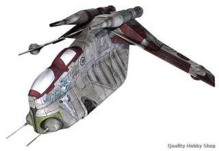 Revell Star Wars LAAT Republic Gunship SnapTite skill 1 plastic model