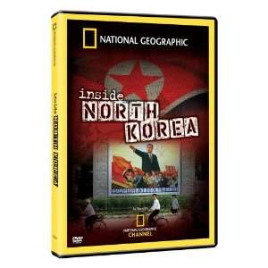 National Geographic Inside North Korea DVD Software