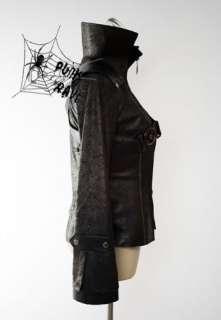 kera Visual Kei Punk Goth Lolita nana blazer Jacket emo