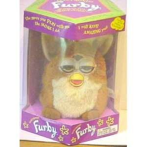Baby Furby Brown& Tan: Toys & Games