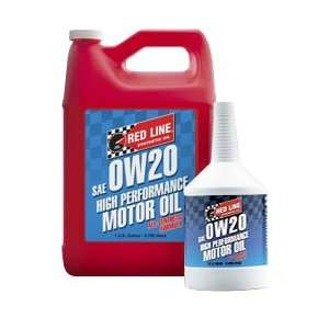 Red Line Oil 11804 Redline 0w20 Syn Qt: Automotive