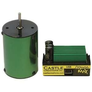 Castle Creations Mamba Max/CMS7700/ESC Motor Combo Toys