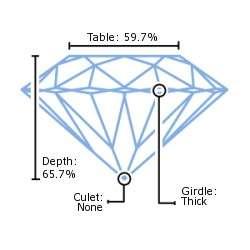 1ct Natural D color/VS1 Certified Genuine Rare Round Cut Diamond *No