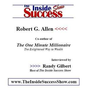be an Enlightened Millionaire Robert G. Allen, Randy Gilbert Books