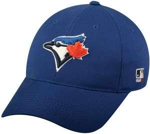 MLB velcro adjustable replica cap 2012 home hat (TORONTO BLUE JAYS