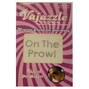 Vajazzle On The Prowl: Health & Personal Care