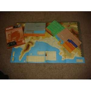 Avalanche The Invasion of Italy Boxed Game Everything