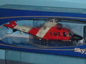 US COAST GUARD AGUSTA WESTLAND AW109 HELICOPTER 143
