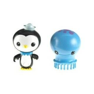 Octonauts Figure & Creature Pack Peso & The Giant Comb Jelly by Fisher