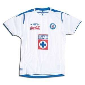 Umbro Cruz Azul Away Jersey: Sports & Outdoors