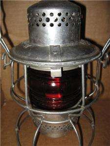 Union Pacific Railroad Lantern Adlake Kero Never Used !