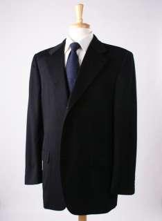 Recent $2695 BELVEST Extra Soft Wool Cashmere Sport Coat 56/46 R Side