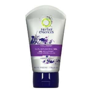 Herbal Essences Totally Twisted Curl Scrunching Gel by Clairol for