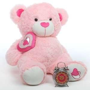 Cutie Pie Big Love Huggable Pink Teddy Bear 30in Toys