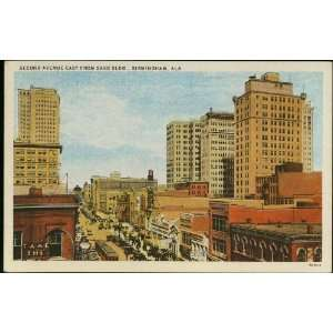 vintage street scene postcard) (#70803) Jr. Robert Jemison Books
