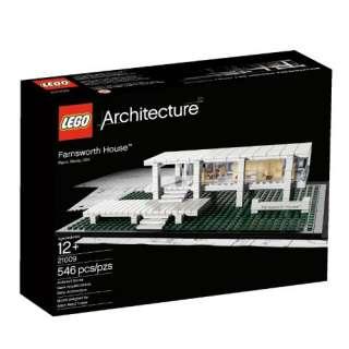 LEGO Architecture Farnsworth House 21009 673419159678