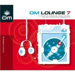 Om Lounge vol. 7 [Vinyl] Various Artists Music